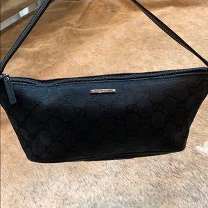 COPY - Vintage GUCCI GG black 💯 authentic